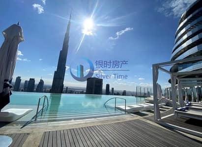 High Floor / Bur Khalifa View / Fully Furnished