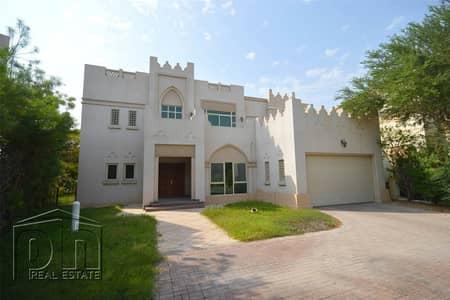 4 Bedroom Villa for Rent in Jumeirah Islands, Dubai - Lake View