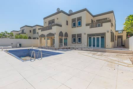 5 Bedroom Villa for Sale in Jumeirah Park, Dubai - Exclusive - Private Pool - Vacant Now - Genuine