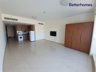 استوديو  للايجار في أبراج بحيرات الجميرا، دبي - Unfurnished | High Floor | Park View | Vacant Now