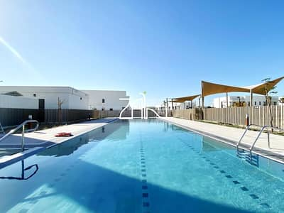 4 Bedroom Villa for Sale in Yas Island, Abu Dhabi - Single Row 4+M+1 Type Y Partial golf View..