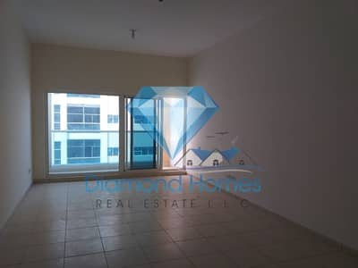 1 Bedroom Apartment for Rent in Al Sawan, Ajman - One Bedroom Apartment Big Size With Partial View