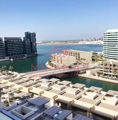1 Bedroom Apartment for Sale in Al Raha Beach, Abu Dhabi - FULL SEA VIEW | LARGE APARTMENT | SMART LAYOUT
