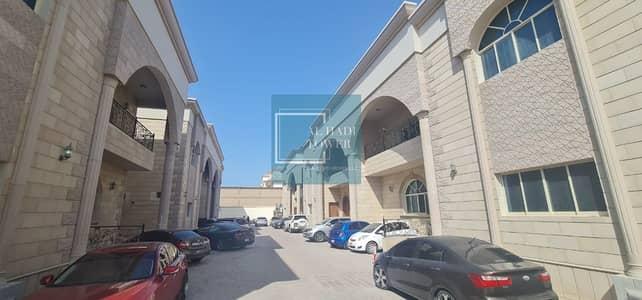 Studio for Rent in Khalifa City A, Abu Dhabi - New studio finishing Super Deluxe