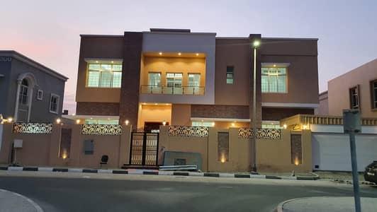 5 Bedroom Villa for Rent in Al Azra, Sharjah - *** LOVELY BRAND NEW VILLA - 5Bhk With Lift New Villa Available in Al Azra Area ***