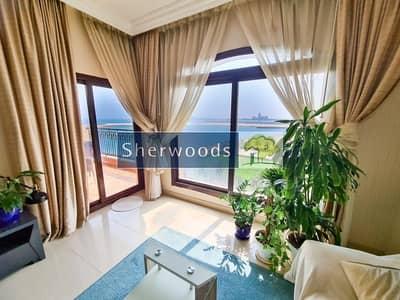 شقة فندقية 1 غرفة نوم للايجار في جزيرة المرجان، رأس الخيمة - Luxury Resort Living. Stunning Sea & Beach Views