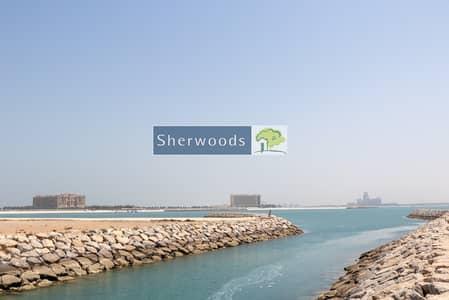 ارض استخدام متعدد  للبيع في جزيرة المرجان، رأس الخيمة - Private Sale - Waterfront - Mixed Use Plot - Private Sale