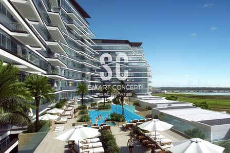Studio for Sale in Yas Island, Abu Dhabi - Handover Soon   Great Investment   Cozy Unit
