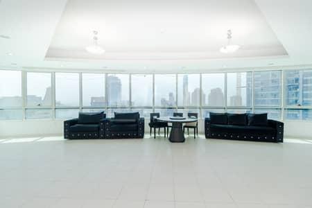 شقة 4 غرف نوم للايجار في دبي مارينا، دبي - higher Floor | 4-Bed | Spacious | Marina View