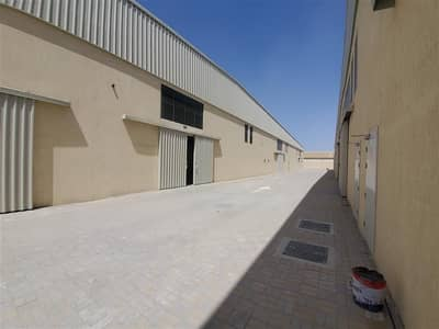 Warehouse for Rent in Industrial Area, Sharjah - BRAND NEW WAREHOUSES DIFFERENT SIZE INDTISTRIAL AREA 12. PER SQFT 27 AED