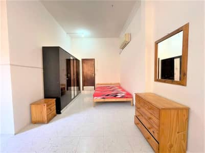 Studio for Rent in Al Muroor, Abu Dhabi - Beautiful Semi Furnished Studio - FREE Parking Permit+ NO COMMISSION! in Muroor near Indian School