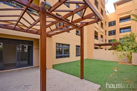 3 Bedroom Flat for Sale in The Views, Dubai - Courtyard | 3 Beds and Laundry Room | Tenanted