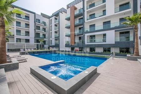 شقة 2 غرفة نوم للايجار في قرية جميرا الدائرية، دبي - Ground Floor | with Terrace | Spacious