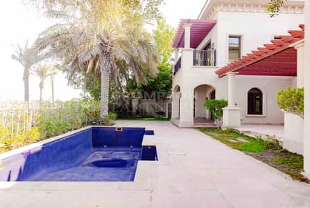 4 Bedroom Villa for Rent in Saadiyat Island, Abu Dhabi - Luxury Villa|Private Pool|Garden|Beach|Facilities