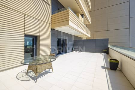 2 Bedroom Apartment for Sale in DIFC, Dubai - High Floor | Best Apartment with Terrace