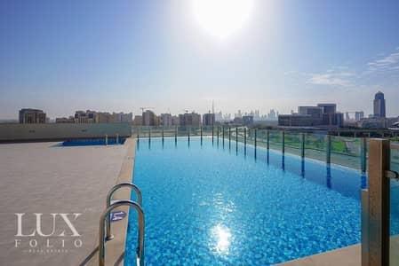 شقة 1 غرفة نوم للايجار في قرية التراث، دبي - Iris Amber | Fully Furnished | Brand New