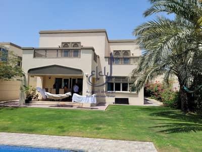 فیلا 4 غرف نوم للبيع في جميرا بارك، دبي - Single Row Villa | 4BR with Maid's Room and Private Pool