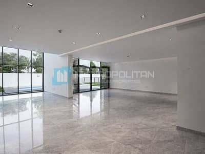 5 Bedroom Villa for Rent in Mohammed Bin Rashid City, Dubai - Min 3 Years I 5 Beds I Fully Furnished I Hot deal