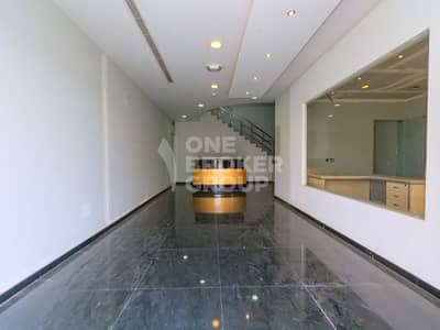 Office for Rent in Jebel Ali, Dubai - Fitted Office,Modern Finish with Granite