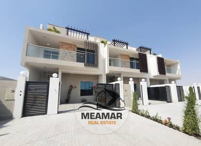 5 Bedroom Villa for Sale in Al Zahia, Ajman - brand new Villa freehold for all nationalities in excellent price on the main road