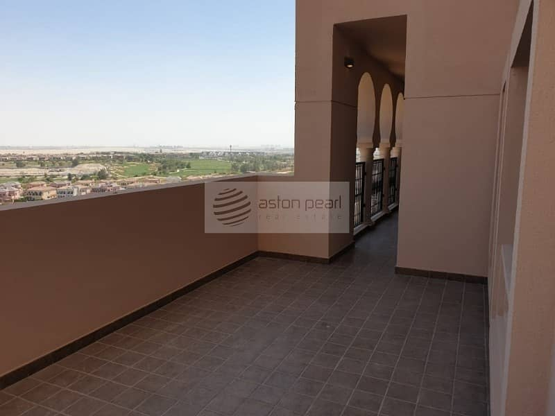 20 Unfurnished 4 Bedroom + Maids |  Community View |