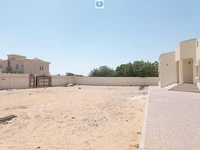 فیلا 3 غرف نوم للايجار في النوف، الشارقة - Brand New 1 Story 3BHK Villa With Huge plot In Just 90K Al Naof