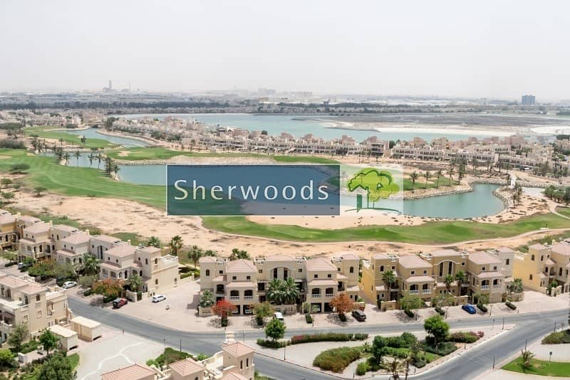 2 Fully Furnished High Floor Golf And Lagoon Views