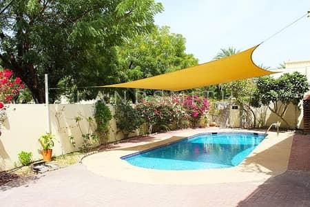 فیلا 4 غرف نوم للايجار في السهول، دبي - Corner 4 Bedroom Type 14 Villa with Private Pool