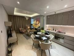 شقة في عزيزي ريفييرا ميدان ون مدينة ميدان 1 غرف 600000 درهم - 5143705