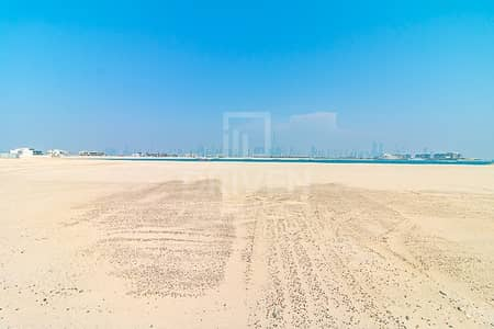 Plot for Sale in Jumeirah, Dubai - Prime Residential Plot with Beach access