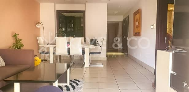 2 Bedroom Apartment for Sale in Old Town, Dubai - Spacious 2BHK | Well Maintained | Community View
