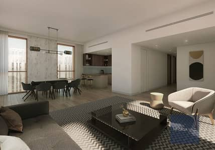 2 Bedroom Flat for Sale in Al Reem Island, Abu Dhabi - High class layout and finishing   Balcony