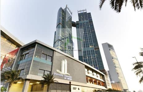 2 Bedroom Apartment for Rent in Corniche Area, Abu Dhabi - 2 BEDS Duplex Apartment for Rent in Nation Towers