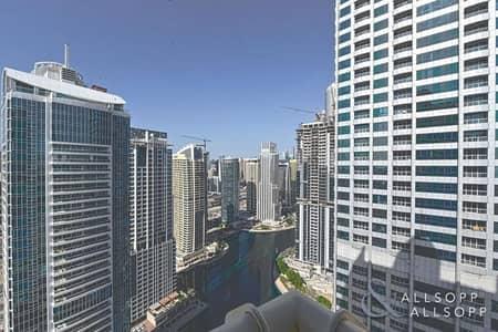 شقة 3 غرف نوم للبيع في أبراج بحيرات الجميرا، دبي - Best Layout | Lake Views | 3 Bedroom