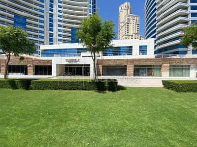 Shop for Rent in Dubai Marina, Dubai - Exclusive   Waterfront   Marina and park Vacant