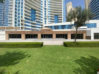 Shop for Rent in Dubai Marina, Dubai - Exclusive Marina walk   long facade   fitted