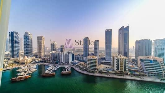 بنتهاوس 4 غرف نوم للبيع في دبي مارينا، دبي - Amazing Penthouse 4 Bedroom Apartment, Jewel tower 1, Dubai Marina