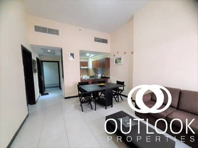 شقة 1 غرفة نوم للايجار في قرية جميرا الدائرية، دبي - 1BR Fully Furnished | Spacious | Near Supermarket