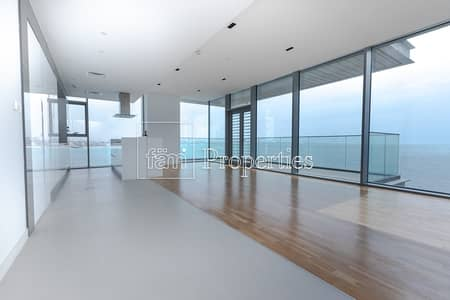 4 Bedroom Apartment for Rent in Bluewaters Island, Dubai - Sea View 4 Bed Optional Furnished