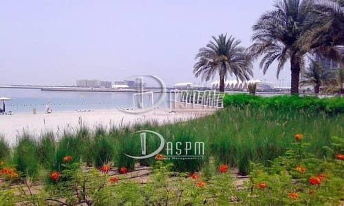 فلیٹ 1 غرفة نوم للبيع في شاطئ الراحة، أبوظبي - Modern style and spacious | Lovely Sea View