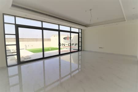 5 Bedroom Villa for Sale in Al Furjan, Dubai - Brand New | Park Facing | Spacious Plot