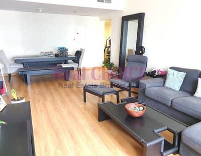 شقة 2 غرفة نوم للايجار في أبراج بحيرات الجميرا، دبي - 2 Bed |High Floor Unit | Unfurnished
