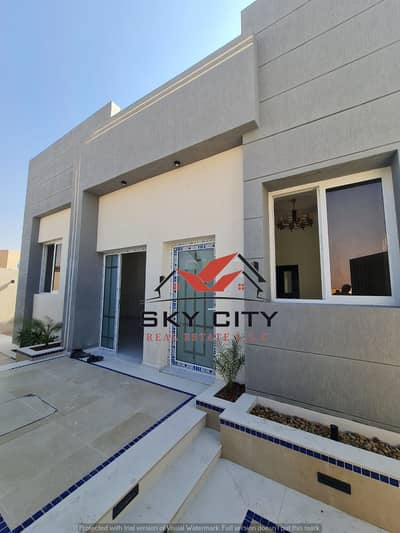 3 Bedroom Villa for Sale in Al Zahia, Ajman - European villa for sale at an attractive price In Al Zahia, without down payment and bank financing The best real estate agents Owns the villa of a lifetime at a price of a shot and all the facilities Modern villa freehold without down payment At a great
