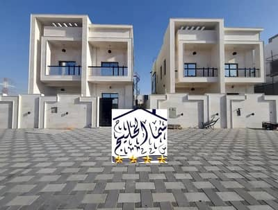فیلا 5 غرف نوم للبيع في الياسمين، عجمان - فيلا جديده للبيع بسعر ممتاز بتشطيبات ممتازه قريبه جدا من ش الشيخ محمد بن زايد