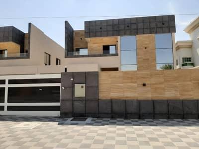 5 Bedroom Villa for Sale in Al Mowaihat, Ajman - Villa for sale 5 bhk hall majlis near nesto hayper market