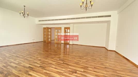 فیلا 4 غرف نوم للايجار في الصفا، دبي - Attractive 4 BR Villa I Well Maintained I Proximity  to SZR