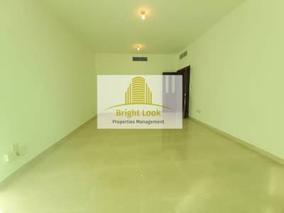 1 Bedroom Apartment for Rent in Hamdan Street, Abu Dhabi - Delightful 1 BHK  | 44,000/Year| 4 Payments