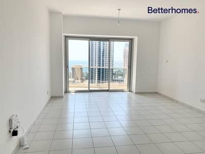 فلیٹ 1 غرفة نوم للايجار في دبي مارينا، دبي - Unfurnished w/ Appliances | Marina View | Spacious