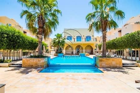 فیلا 5 غرف نوم للايجار في القرم، أبوظبي - ?Spacious Villa with Maids Room and Driver Room?
