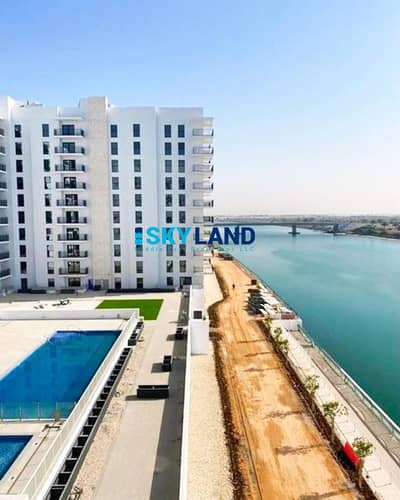 1 Bedroom Apartment for Sale in Yas Island, Abu Dhabi - Waterfront Living! Luxury 1BR with Balcony !